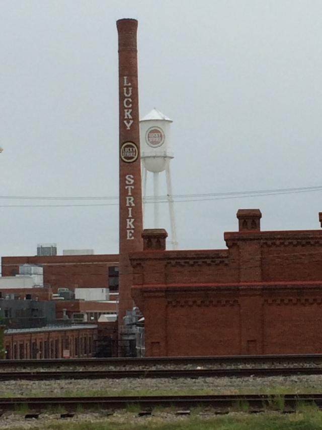 Durham tobacco district