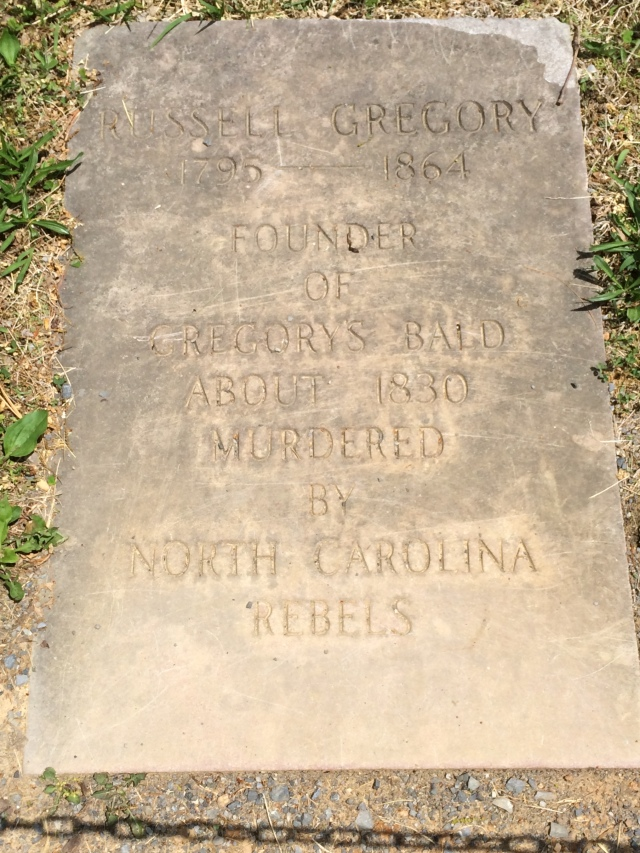 Murdered by N.C. Rebels