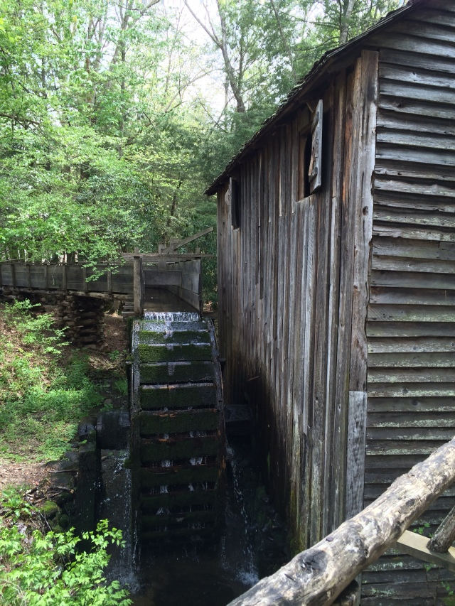 Cade's Cove Grist Mill