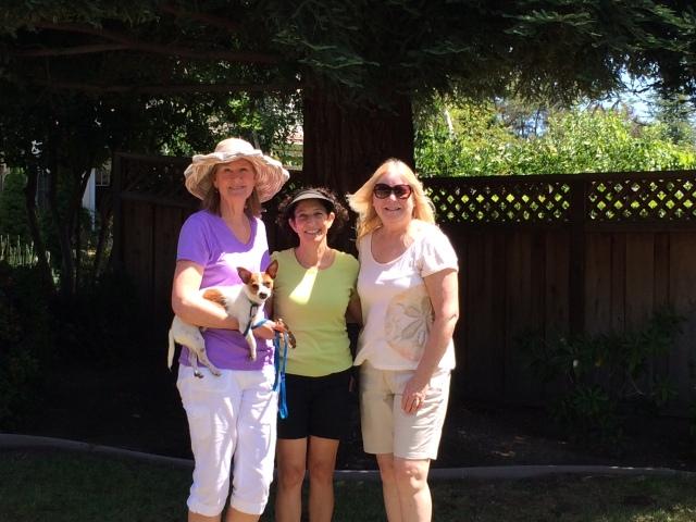 Marlene, Nancy & Otis