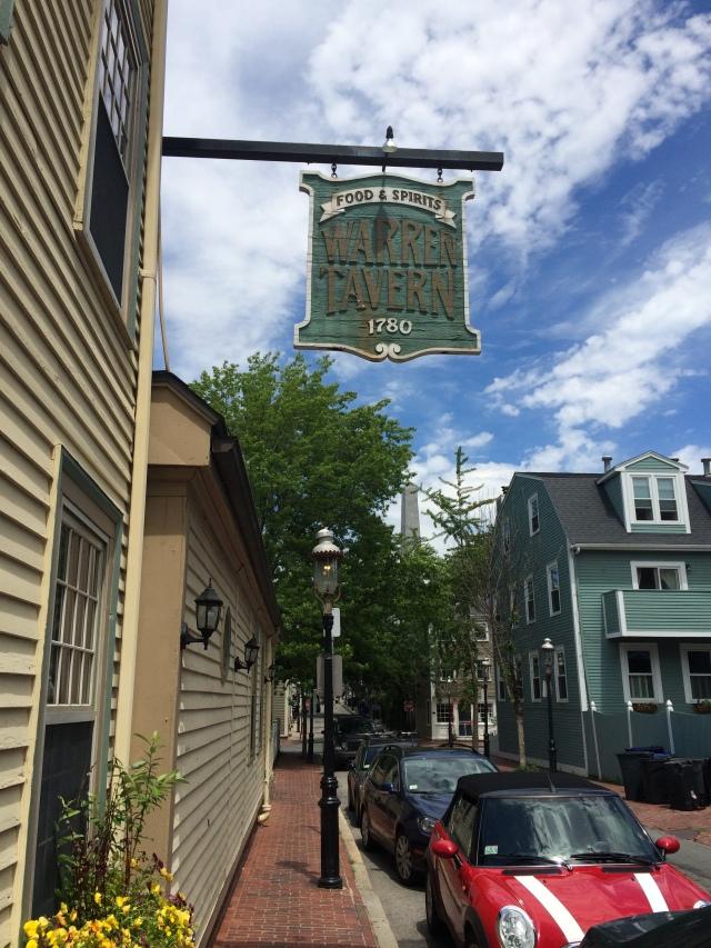 Warren Tavern in Charlestown