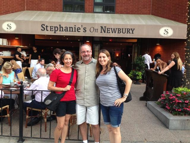 At Stephanie's