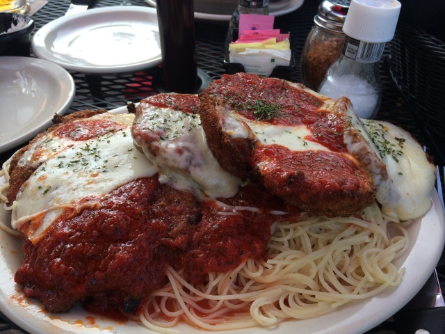 Dinner at Delmonico's