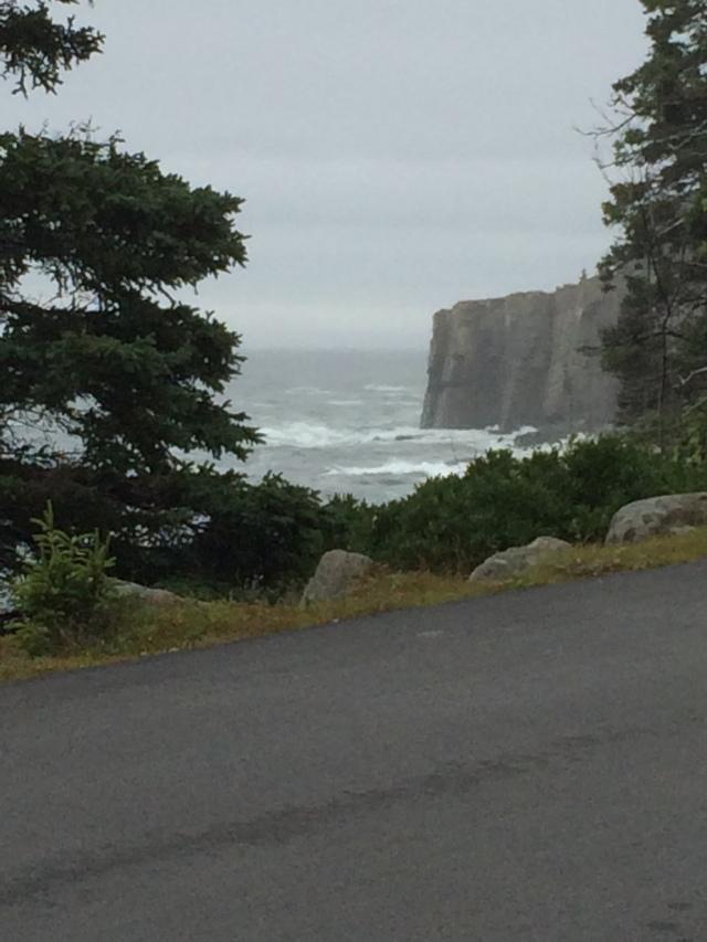 Coast near Thunder Hole