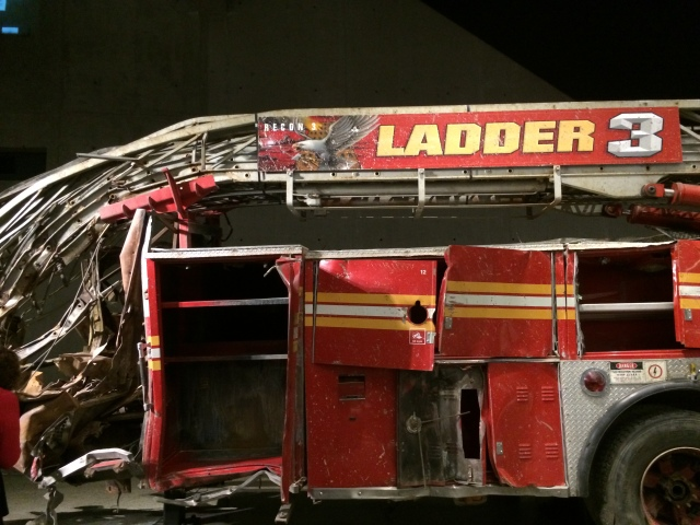 All Eleven members of Ladder Company 3 Were Killed When the North Tower Collapsed.