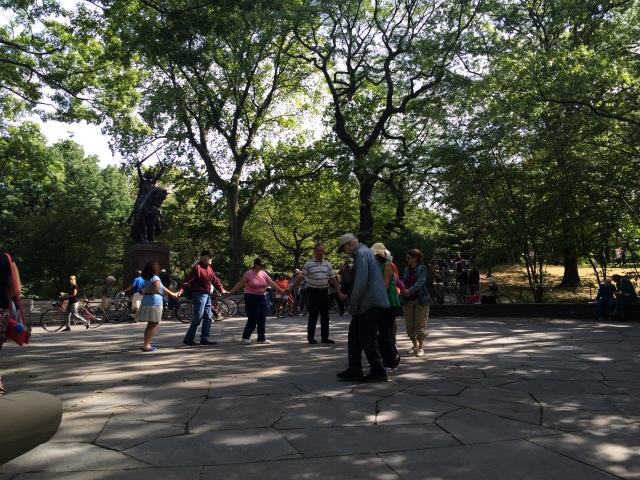 Polka Kings of Central Park