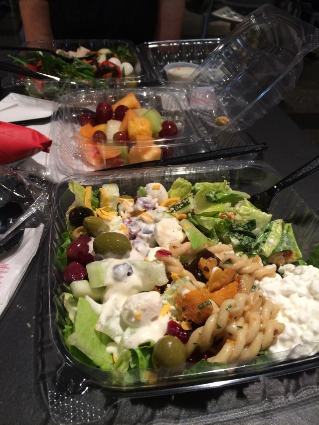 Rockefeller Salads