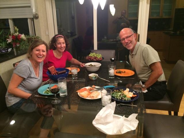 Dinner with Janie & Al