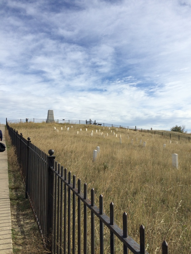 Another view of the Hill and Memorial
