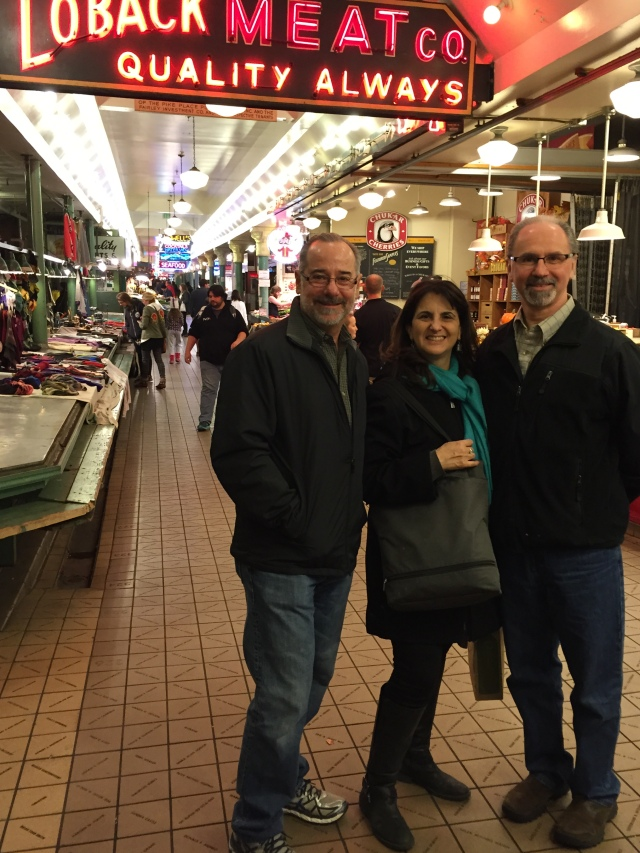 At Pike Place Market