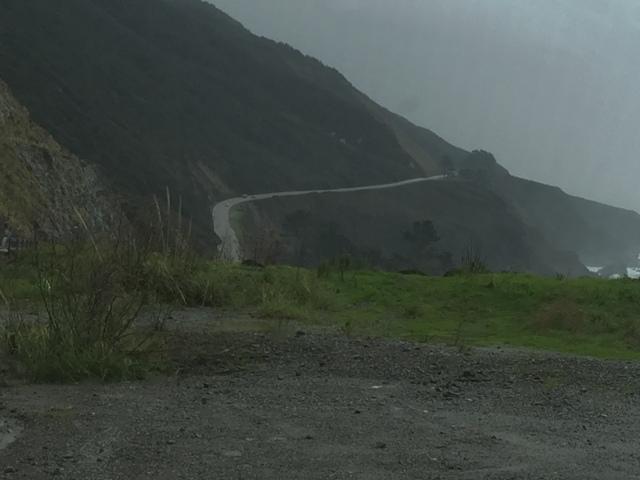 Highway 1 through Big Sur