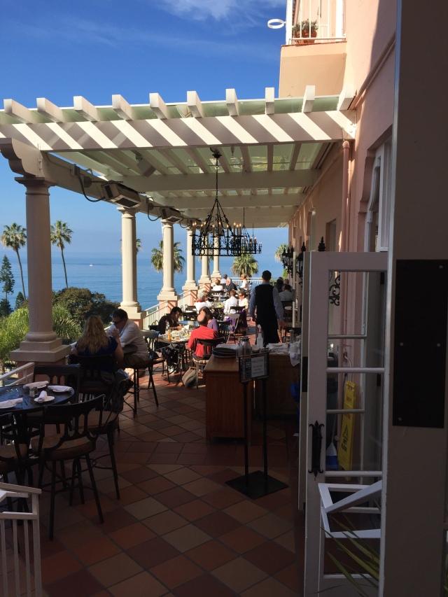 Lunch at La Velencia