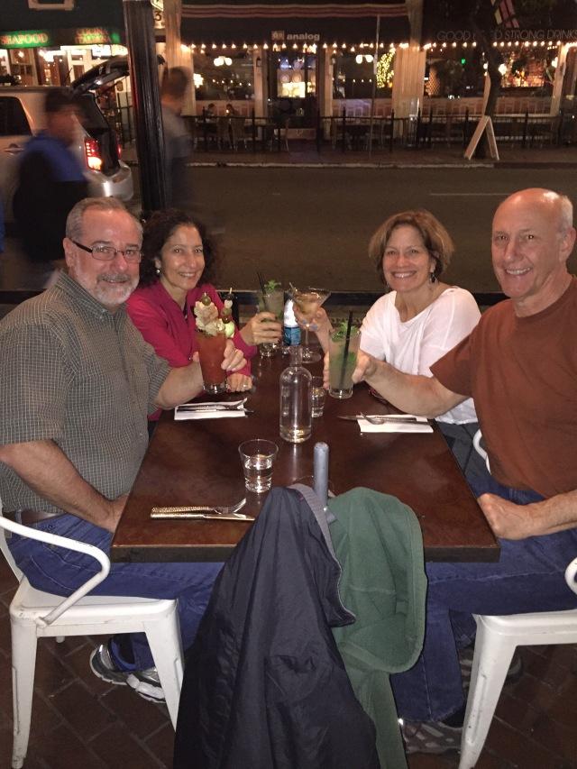 Dinner at Ironside