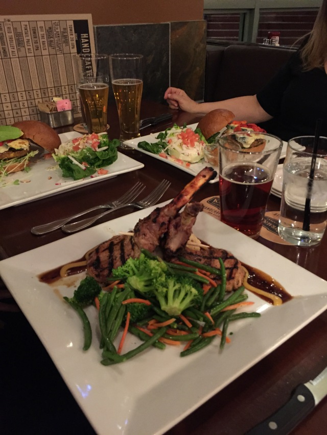 Last dinner picture!!!!!!!