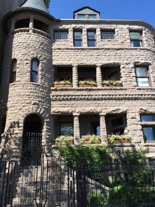 Robin's favorite building on Lake Shore Drive