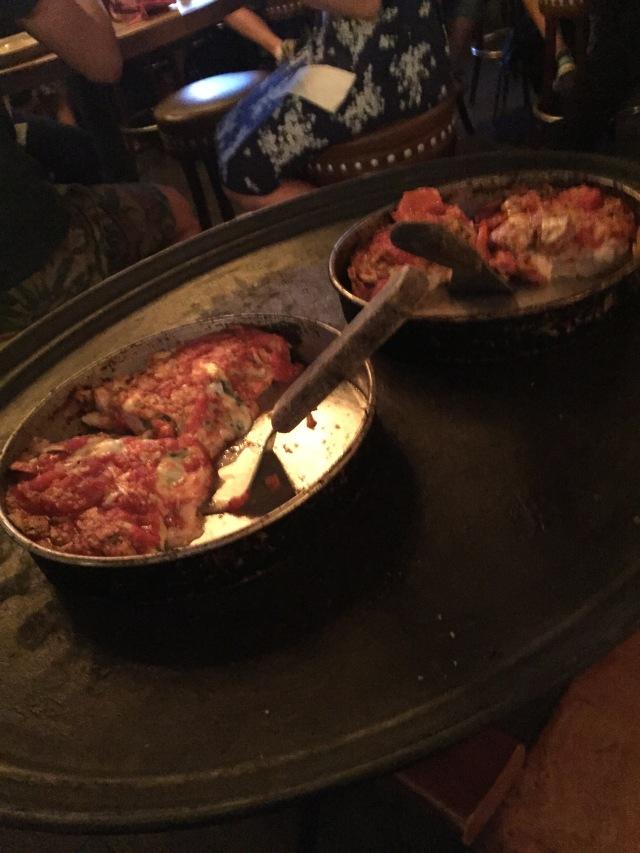 Yummy Deep Dish!