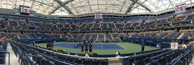 and inside Ashe