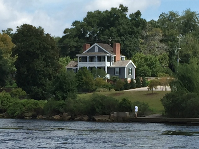 The guywho buile this home once owned the ship building company in town (1850's)